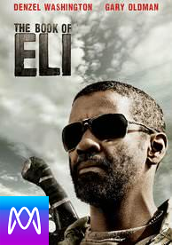 Book of Eli -  Vudu HD or iTunes HD via MA (Digital Code)