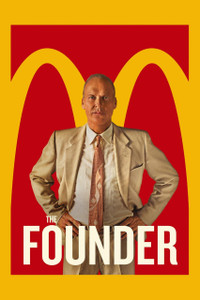 The Founder - Vudu HD (Digital Code)