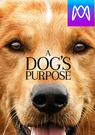 A Dog's Purpose - Vudu HD (Digital Code)