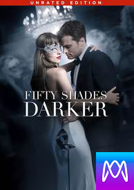 Fifty Shades Darker: Unrated - Vudu HD (Digital Code)