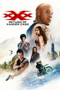 xXx: The Return of Xander Cage - iTunes HD (Digital Code)
