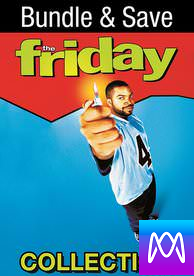 Friday 3 Film Collection - Vudu SD or iTunes SD via MA (Digital Code)