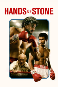 Hands of Stone - Vudu SD (Digital Code)