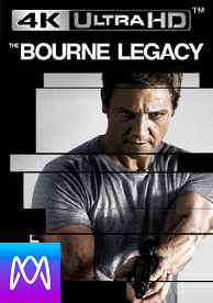 Bourne Legacy - Vudu HD4K/UHD - (Digital Code)