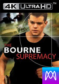 Bourne Supremacy - Vudu 4K - (Digital Code)