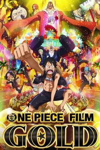 One Piece Film Gold - Vudu HD (InstaWatch)