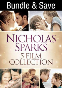 Nicholas Sparks Collection - Vudu SD (Digital Code)