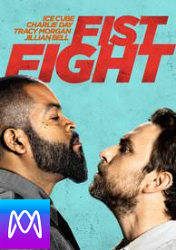 Fist Fight - Vudu HD or iTunes HD via MA (Digital Code)