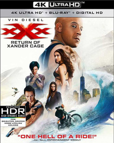 xXx: The Return of Xander Cage - 4K UHD (Digital Code)