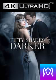 Fifty Shades Darker: Unrated - HD4K / UHD (Digital Code) - Please Read Description