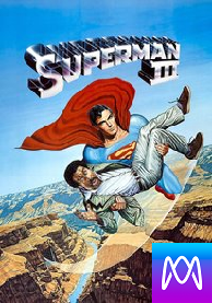Superman III - Vudu HD or iTunes HD via MA (Digital Code)