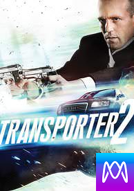 Transporter 2 - Vudu HD or iTunes HD via MA (Digital Code)