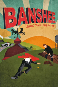 Banshee: Season 1 - iTunes HD (Digital Code)