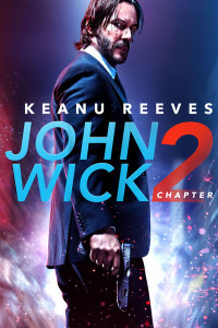John Wick Chapter 2 - Vudu HD (Digital Code)