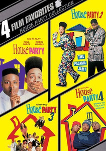 4 Film Favorites House Party Collection - Vudu SD (Digital Code)