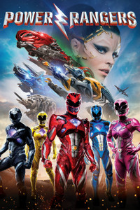 Power Rangers - Vudu HD (Digital Code)