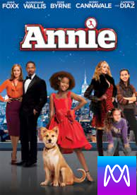 Annie - Vudu HD or iTunes HD via MA (Digital Code)