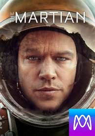 The Martian - Vudu HD via iTunes HD via MA (Digital Code)