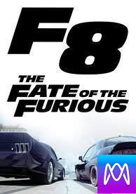 Fate of the Furious: Theatrical Version - Vudu HD (Digital Code)