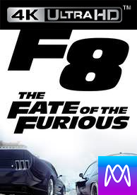 Fate of the Furious - iTunes 4K (Digital Code)