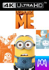 Despicable Me - 4K UHD (Digital Code)