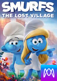 Smurfs: The Lost Village - Vudu HD or iTunes HD via MA (Digital Code)