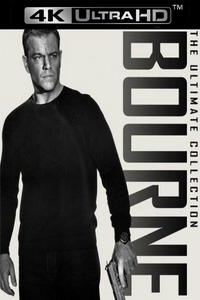 Bourne Ultimate 5-Movie Collection - 4K UHD (Digital Code)
