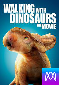 Walking With Dinosaurs - Vudu HD or iTunes HD via MA (Digital Code)