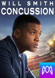 Concussion - Vudu SD or iTunes SD via MA (Digital Code)