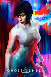 Ghost in the Shell - Vudu HD (Digital Code)