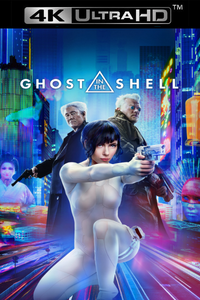 Ghost in the Shell - 4K UHD (Digital Code)