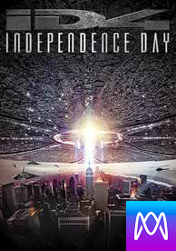 Independence Day - Vudu HD or iTunes HD (Digital Code)