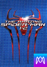 Amazing Spider-Man 1 and 2 - Vudu HD or iTunes HD via MA (Digital Code)