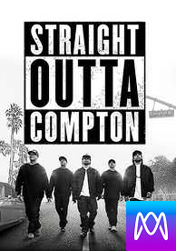 Straight Outta Compton - iTunes HD (Digital Code)