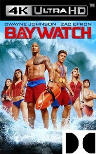 Baywatch - iTunes 4K (Digital Code)