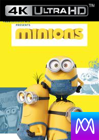Minions - iTunes 4K (Digital Code)
