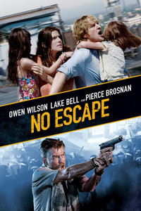 No Escape - Vudu HD (Digital Code)