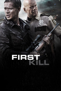 First Kill - Vudu HD (Digital Code)