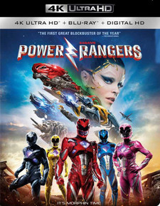 Power Rangers - 4K UHD (Digital Code) - Please Read Description