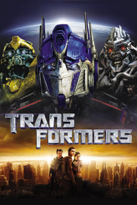 Transformers - Vudu HD (Digital Code)
