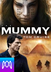 The Mummy (2017) - Vudu HD (Digital Code)