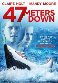 47 Meters Down - Vudu HD (Digital Code)