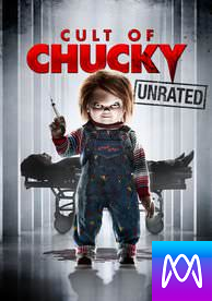 Cult of Chucky: Unrated - iTunes HD (Digital Code)