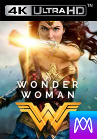 Wonder Woman - 4K UHD (Digital Code) - Please Read Description