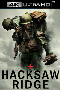 Hacksaw Ridge - Vudu HD4K/UHD (Digital Code) - Please Read Description