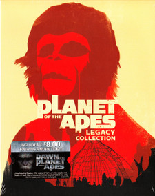 Planet of the Apes: Legacy Collection - Vudu SD (Digital Code)