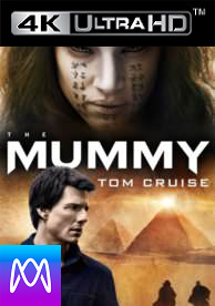The Mummy (2017) - 4K UHD (Digital Code)