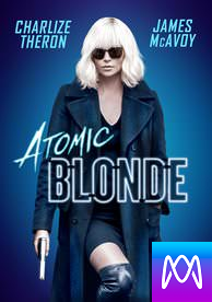 Atomic Blonde - Vudu HD (Digital Code)