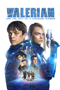 Valerian and the City of a Thousand Planets - Vudu HD (Digital Code)