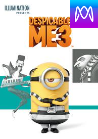 Despicable Me 3 - Vudu HD (Digital Code)